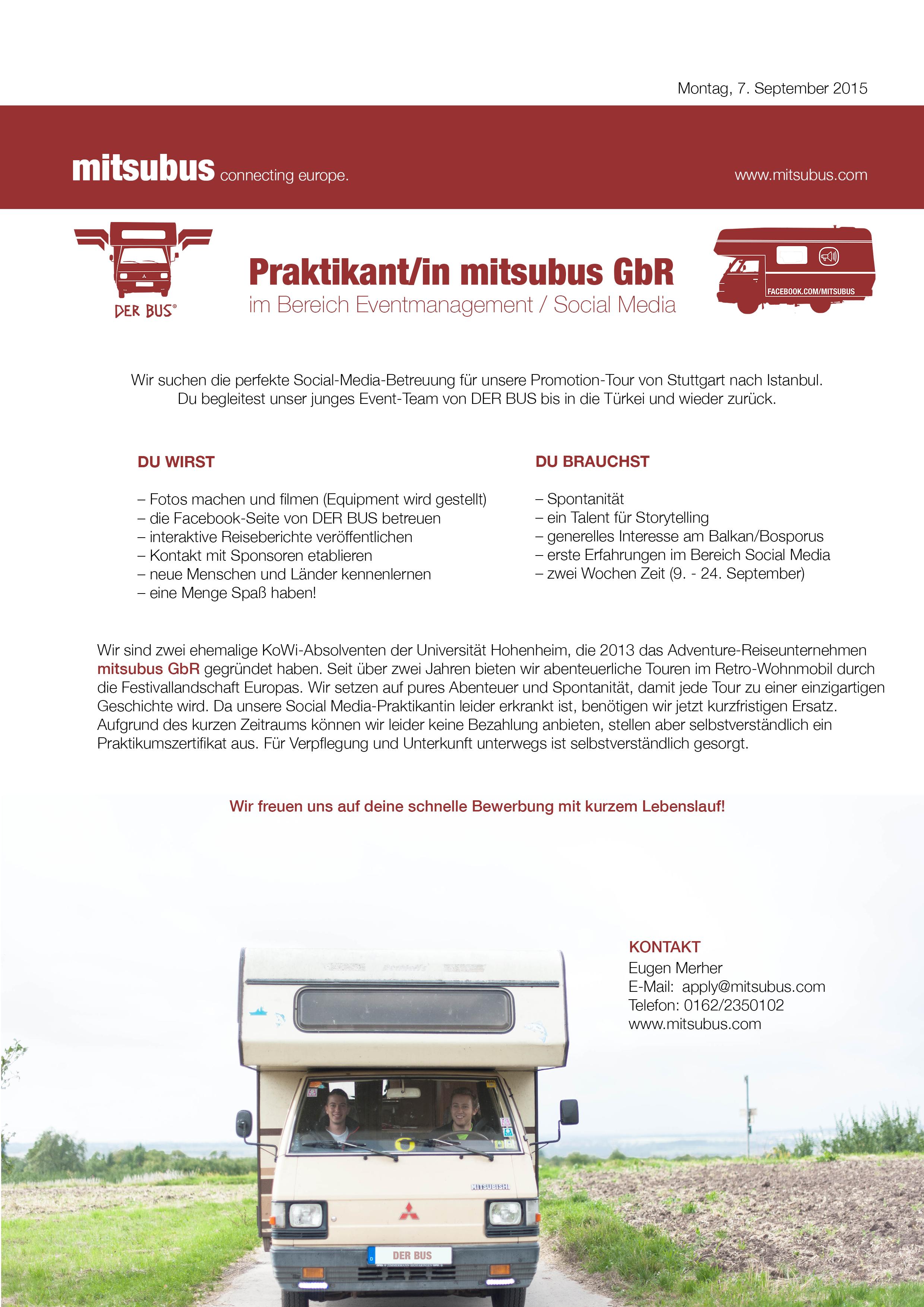 Apply now | mitsubus